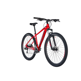 "ORBEA MX 60 MTB Hardtail 29"" rød/sort"